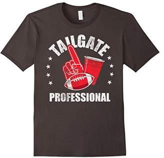 Tailgate Professional Football Foam Hand Plastic Cup T-Shirt