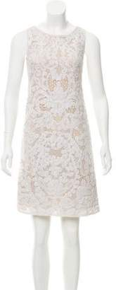 Emilio Pucci Crocheted Sleeveless Dress