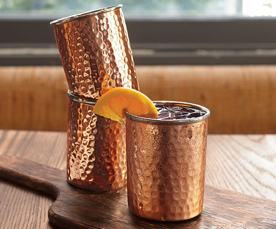 Coqueta Copper Cups