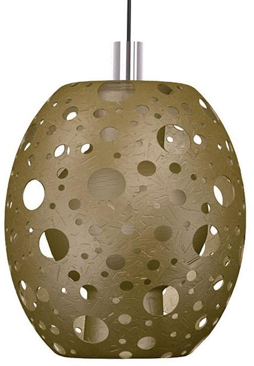 Materialise - minishakes.mgx pendant lamp by arik levy for materialise