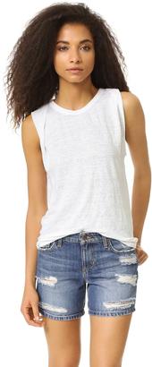 Joe's Jeans Roserai Tank $88 thestylecure.com