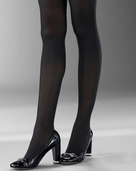 Hue Full Opaque Tights