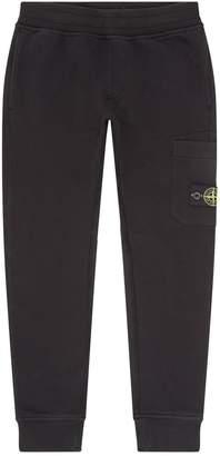 Stone Island Junior Badge Pocket Sweatpants