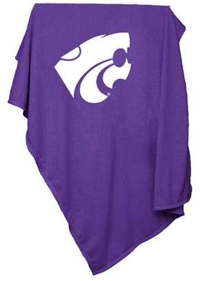 K&S Logo Chair KS State Wildcats Sweatshirt Blanket