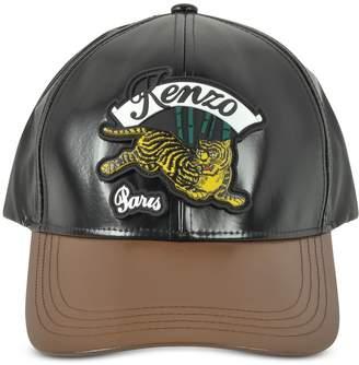 Kenzo Bamboo Tiger Baseball Cap