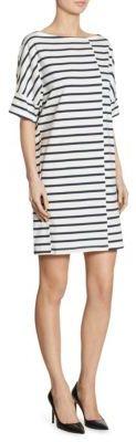 Burberry Burberry Striped Jersey T-Shirt Dress