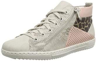 Rieker Women's L9446 Hi-Top Sneakers