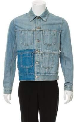 Maison Margiela Denim Field Jacket