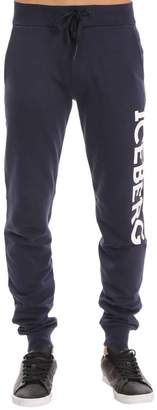 Iceberg Sweat Pants Men