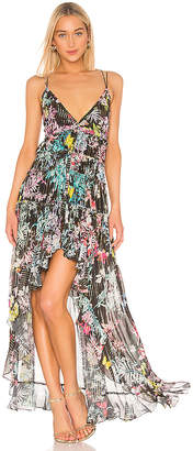 Rococo Sand Moonlight Printed Maxi Dress