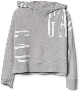 Gap Logo Remix Pullover Hoodie in French Terry