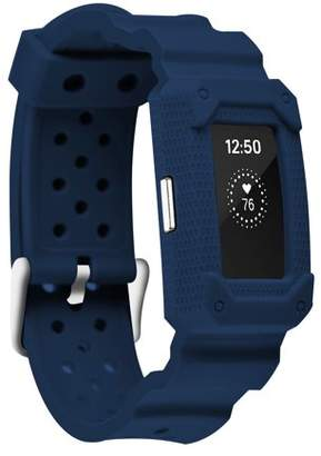 Fitbit Moretek for Charge 2 bands,Fitbit Charge 2 HR Strap(Blue)