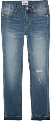 Hudson Girls' Christa Super Stretch Release-Hem Skinny Jeans, Size 7-16