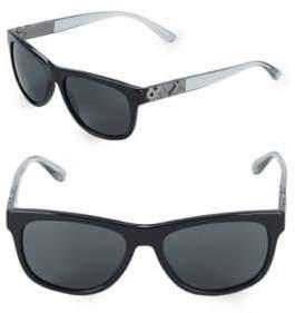 Burberry 57MM Square Sunglasses
