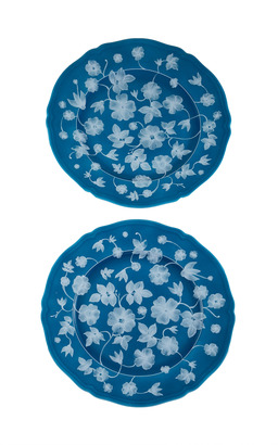 CABANA X Richard Ginori Cabana Charger Plate Set of 2