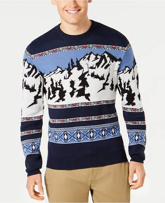 American Rag Men's Mountain Sweater, Created for Macy's