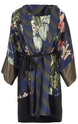 HUGO BOSS Silk Kimono