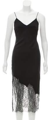 Alice + Olivia Wool Midi Dress