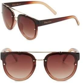 Sam Edelman 51MM Aviator Sunglasses