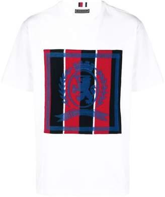 Tommy Hilfiger (トミー ヒルフィガー) - Hilfiger Collection アップリケ Tシャツ
