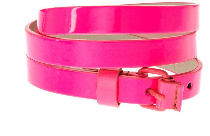 ASOS Fluro Skinny Waist Belt