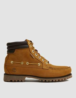 Timberland Oakwell 7-Eye Moc Toe Boot