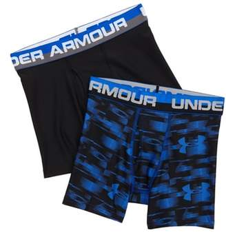 Under Armour Original Blur 2-Pack Boxer Briefs