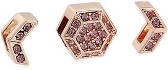 Vera Bradley Womens Geo Charm Jewelry Set