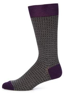 Saks Fifth Avenue COLLECTION Multi-Toned Socks