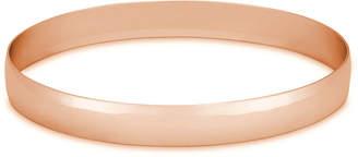 Lana 14k Gold Alias Wide Curve Bangle Bracelet