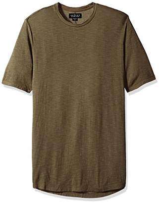 Velvet by Graham & Spencer Men's Laurence Double Layer T-Shirt