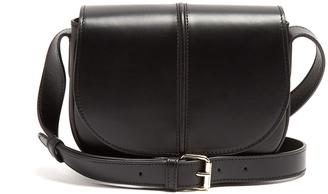 A.P.C. Betty leather cross-body bag