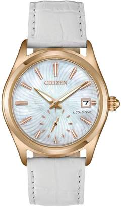 Citizen Womens Analog CORSO EV1033-08D Watch