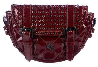 da2c3d6ccfe9 Burberry Quilted Patent Leather Clutch