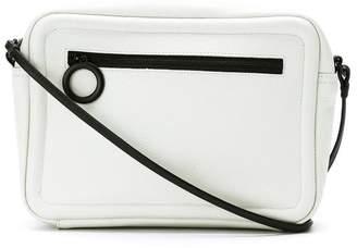OSKLEN zip front crossbody bag
