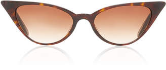 Cat Eye Kate Young Lita Cat-Eye Sunglasses