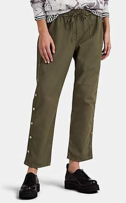 NSF Women's Julian Piqué Cotton Tear-Away Pants - Green