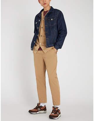 Brunello Cucinelli Regular-fit denim jacket