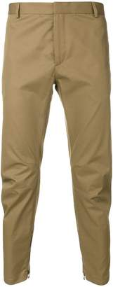 Lanvin ruched chinos