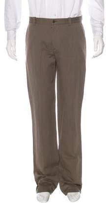 John Varvatos Linen-Blend Pants
