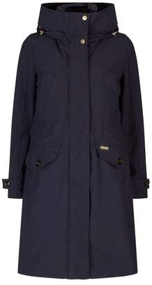 Woolrich Removable Gilet Parka