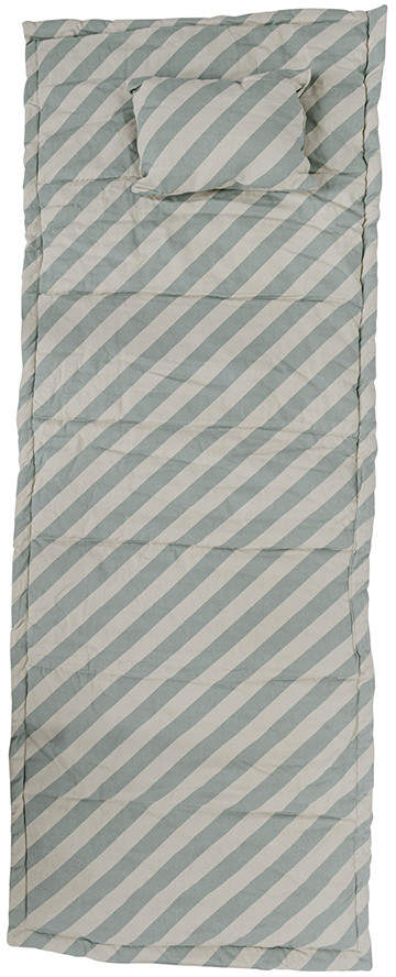 Bloomingville - Cotton Beach Mat - Green