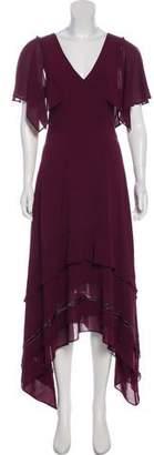 Derek Lam Silk Asymmetrical Gown w/ Tags