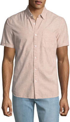 AG Jeans Men's Pearson Short-Sleeve Sport Shirt