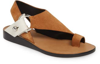 Rag & Bone Arc Toe Loop Sandal