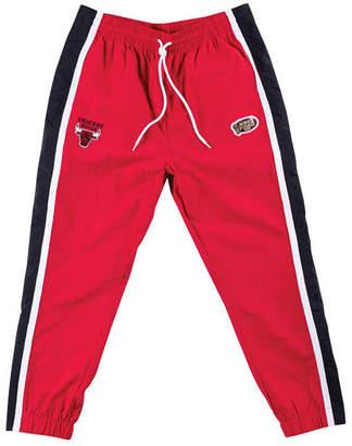 Mitchell & Ness Men Chicago Bulls Tear Away Jogger Pants
