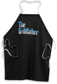 Bed Bath & Beyond The Grillfather Apron - Black
