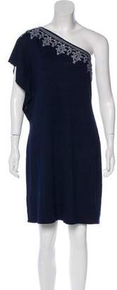 Tommy Bahama Embroidered Linen Dress