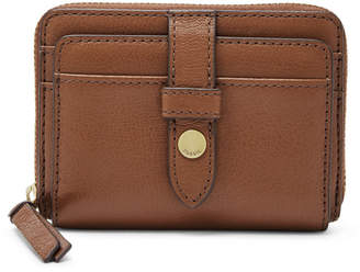 Fossil Fiona Zip Coin