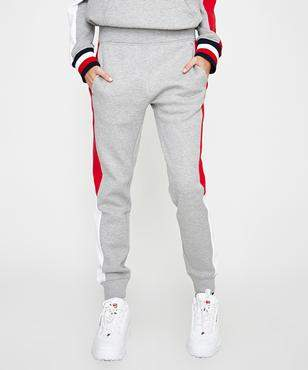 Tommy Jeans Th Ath Bekki Clr Block Jogger Grey